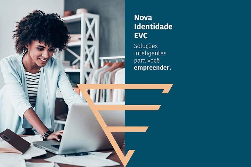 Conheça a nova marca e o novo site do EVC
