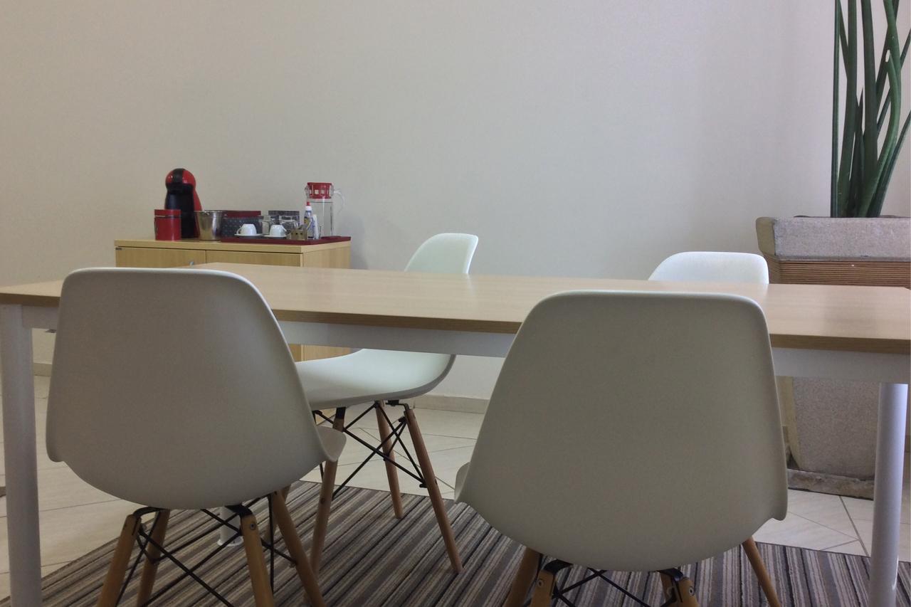 Sala para reunioes